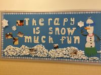 Occupational therapy bulletin board | Kids | Pinterest ...