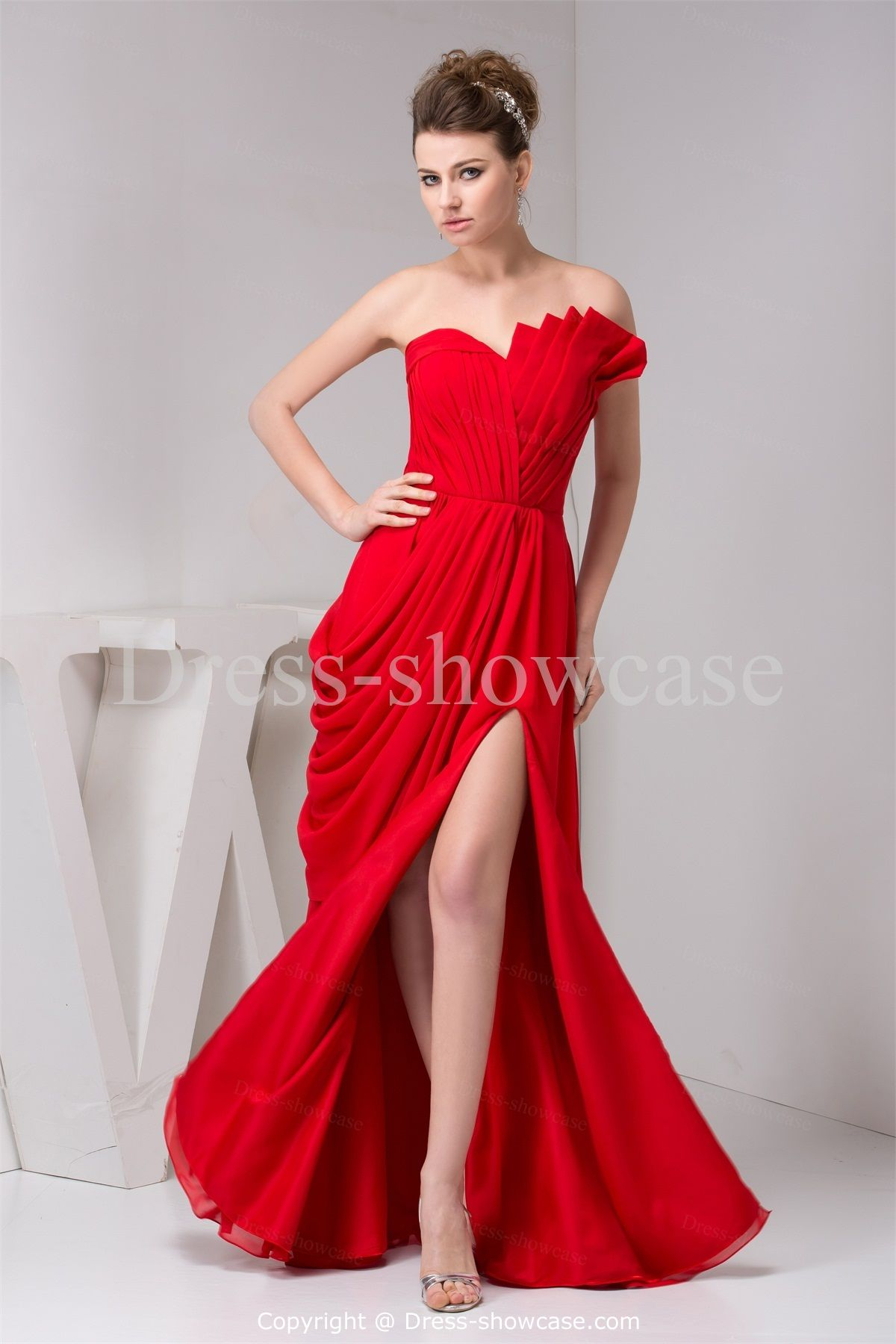 wedding dresses with red Red long dresses for sale