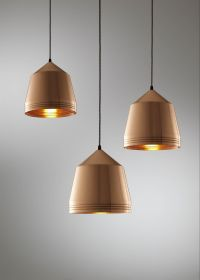 Pleasant copper pendant lights perth