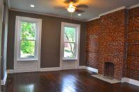 Exposed brick living room | Living Room | Pinterest ...