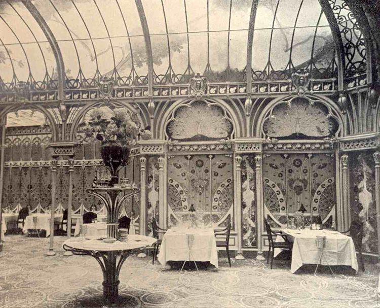 art nouveau and art deco la fermette marbeuf paris auto electrical
