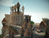 Castle Minecraft Project | MINECRAFT MEDIEVAL | Pinterest ...