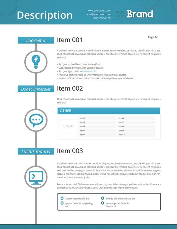creative job proposal template - Google Search URG Proposal for - graphic design proposal template