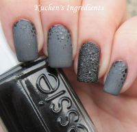 matte nails grey - Hledat Googlem   Nails   Pinterest ...
