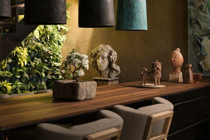 Elegant Kreative Wohnideen Wabi Sabi Dekoration Bringt Ein Bestimmtes   Kreative  Einrichtungsideen