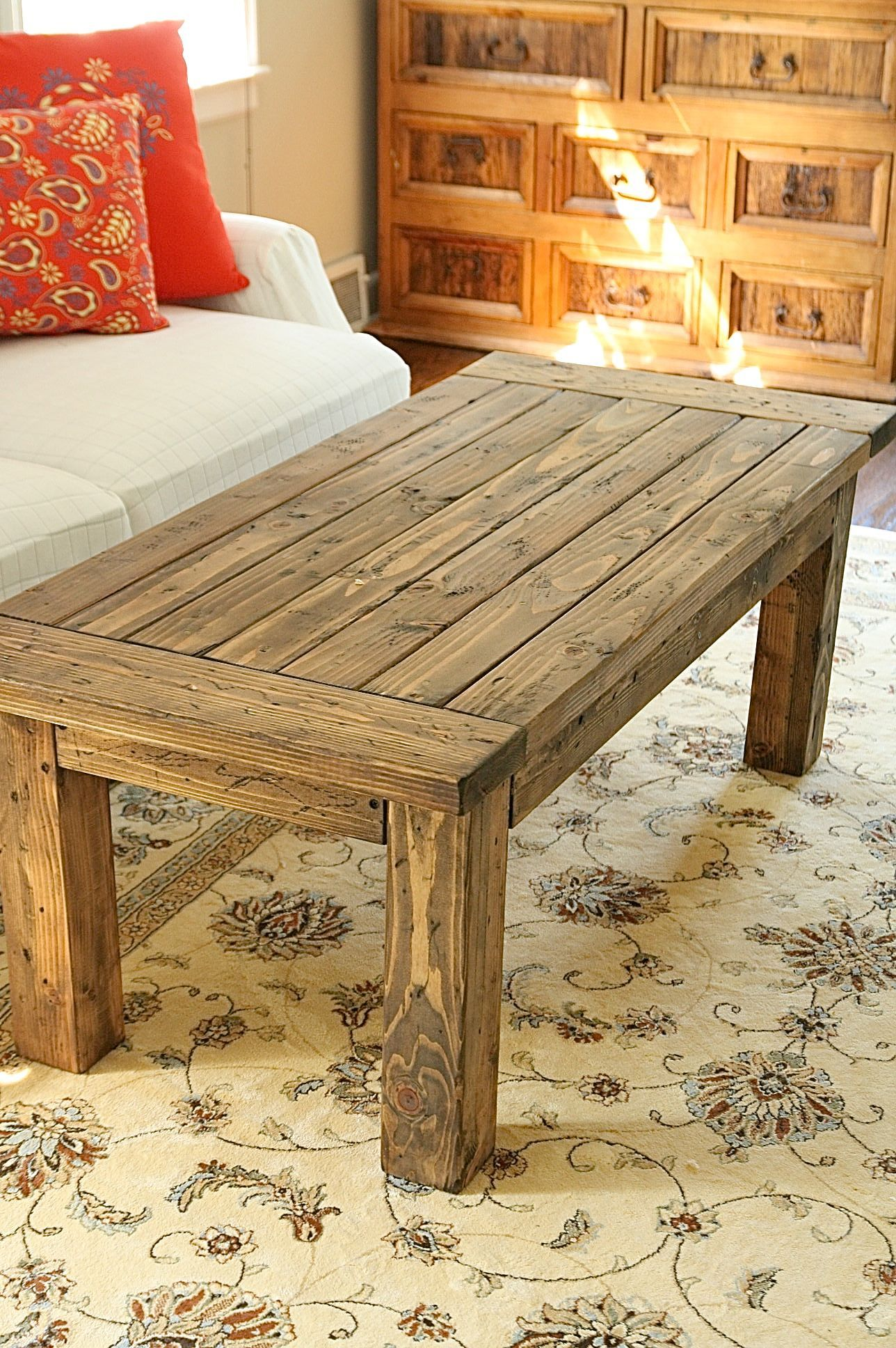 Do Yourself Home Improvement Project Coffee Table Do It Yourself Home Projects From Ana White