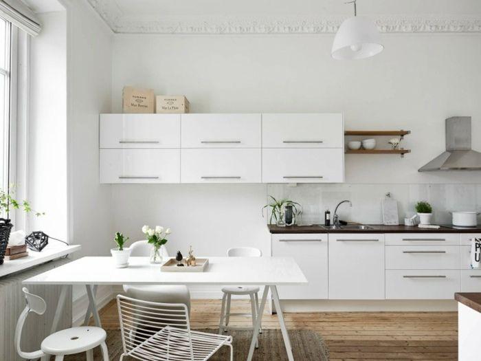 Landhausküche Skandinavisch kochkorinfo - skandinavisches kuchen design sorgt fur gemutlichkeit