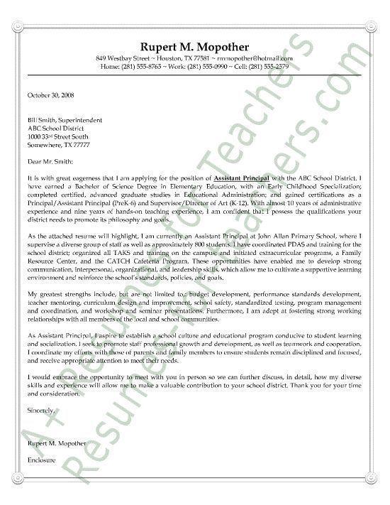 school administrator resume school principal resume sample sample