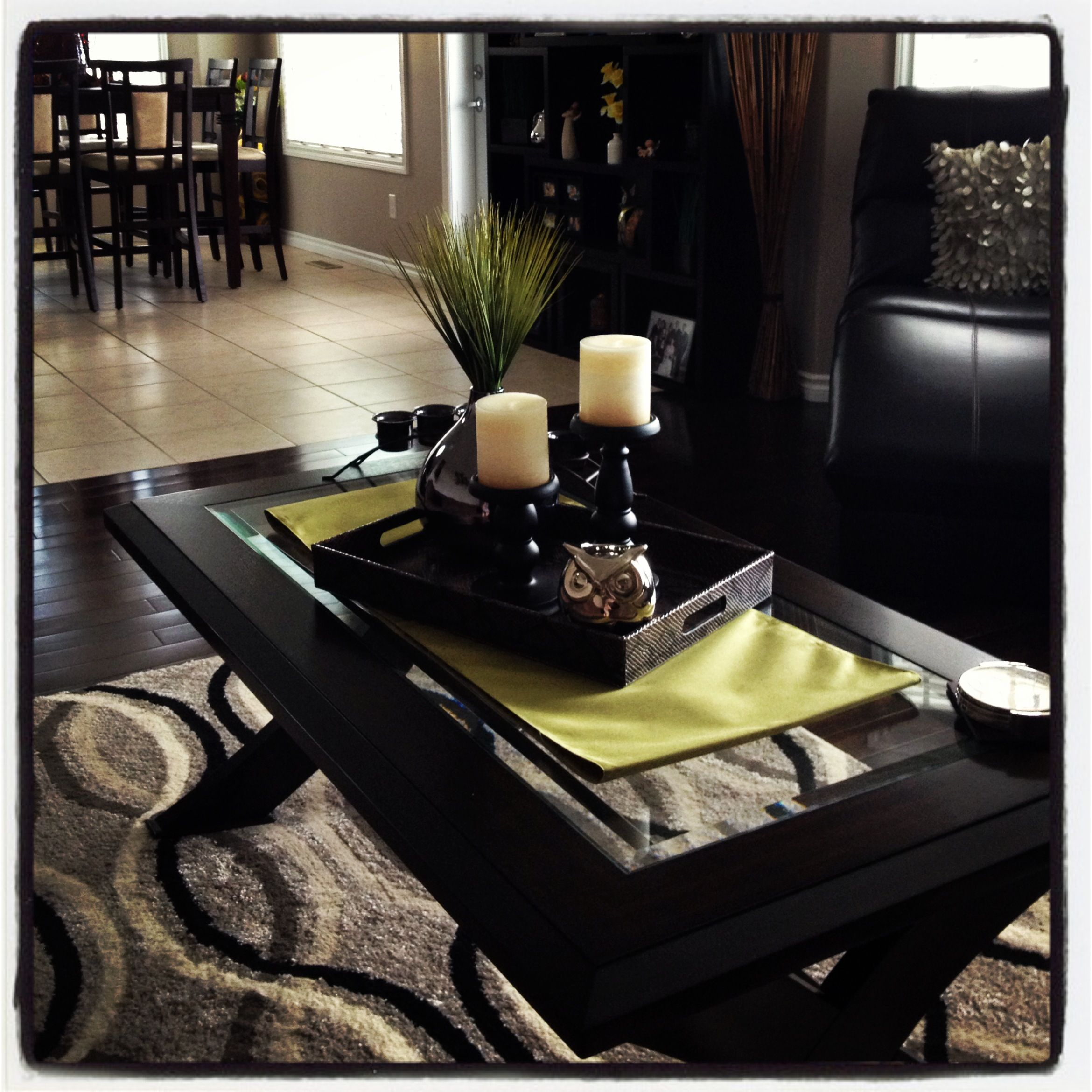 Home Decorators Coffee Table Coffee Table Decor Like The Pop Of Color Under The
