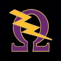 Omega Psi Phi Purple Omega Lighting Bolt Pin- NSE/G492 ...