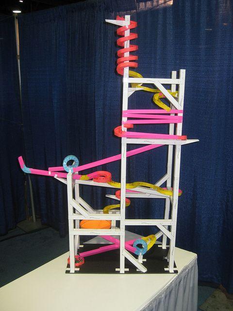 paper roller coaster designs
