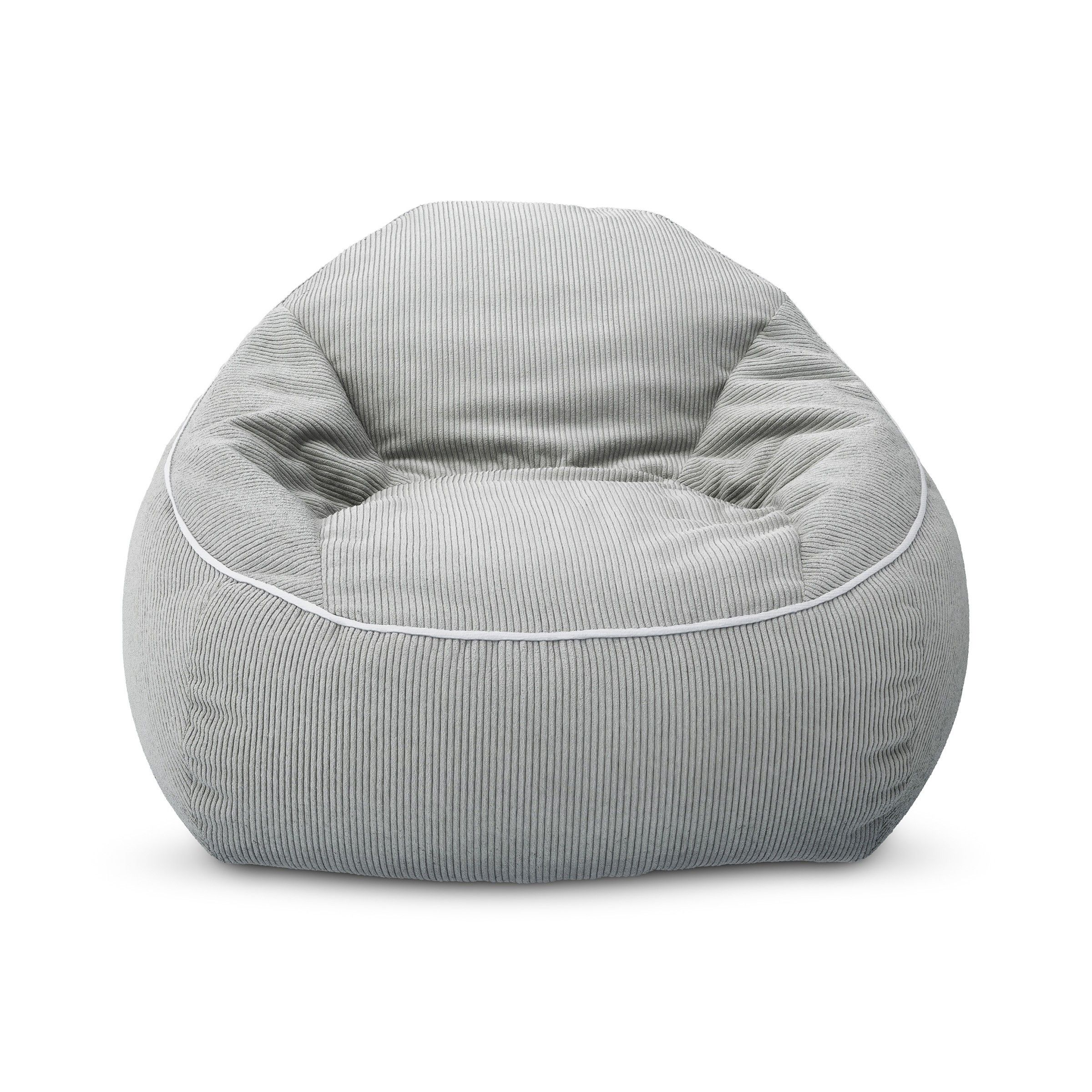 Low Comfy Chairs Xl Corduroy Bean Bag Chair Pillowfort Beanbag Chair