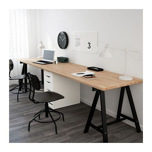 GERTON \/ ALEX Tisch - IKEA Homeoffice Pinterest Büros - ikea esstisch beispiele skandinavisch