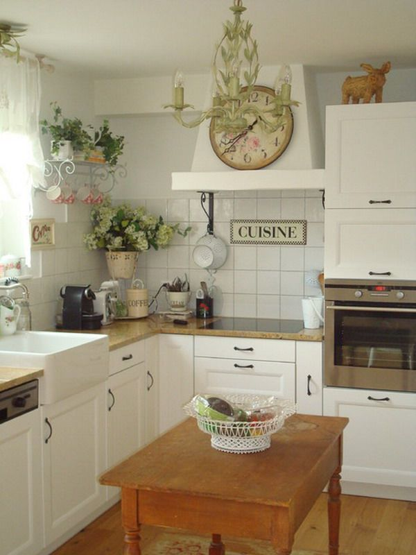 small country kitchen style small french country kitchens - small country kitchen ideas