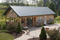 Pole Barn Interior Designs | Custom Buildings - Timberline ...