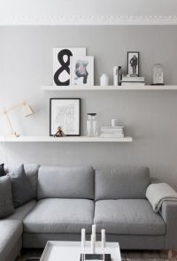 living room details, grey walls, from createcph | LIVING ...