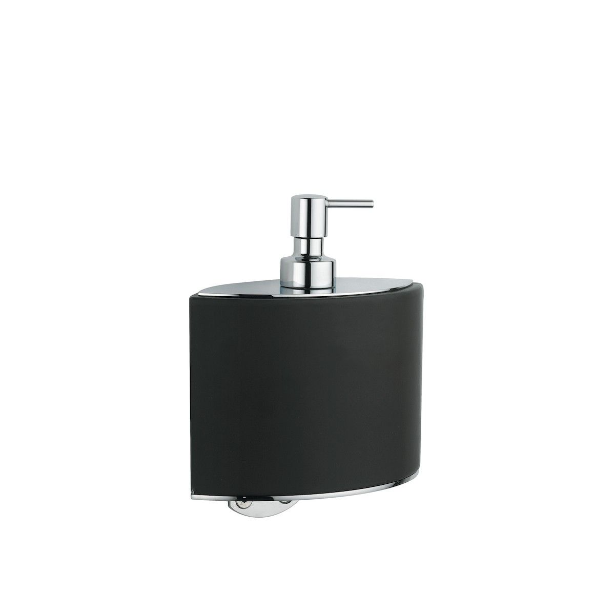 Wall Mounted Kitchen Soap Dispenser Ws Bath Collections Glam 1632eb Wall Mounted Soap
