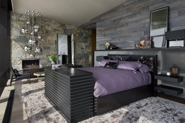 Luxus Schlafzimmer Wnde. Die Besten 25+ Gepolsterte Wände Ideen .
