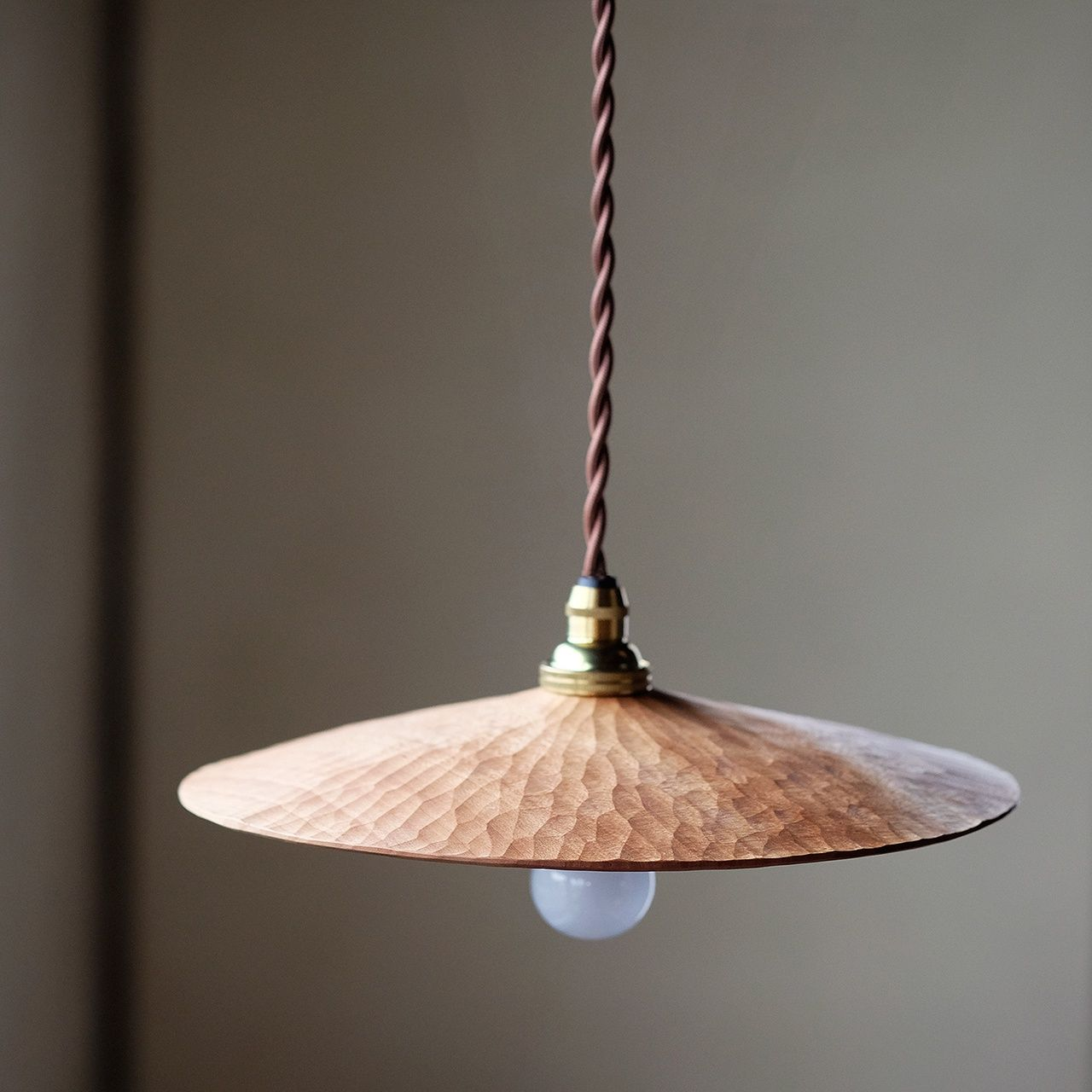 Wooden Lighting Pendants Hiroyuki Wantanabe Wooden Pendant Wood Stone And All