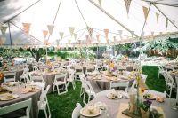 DIY Backyard BBQ Wedding Reception | Backyard bbq ...