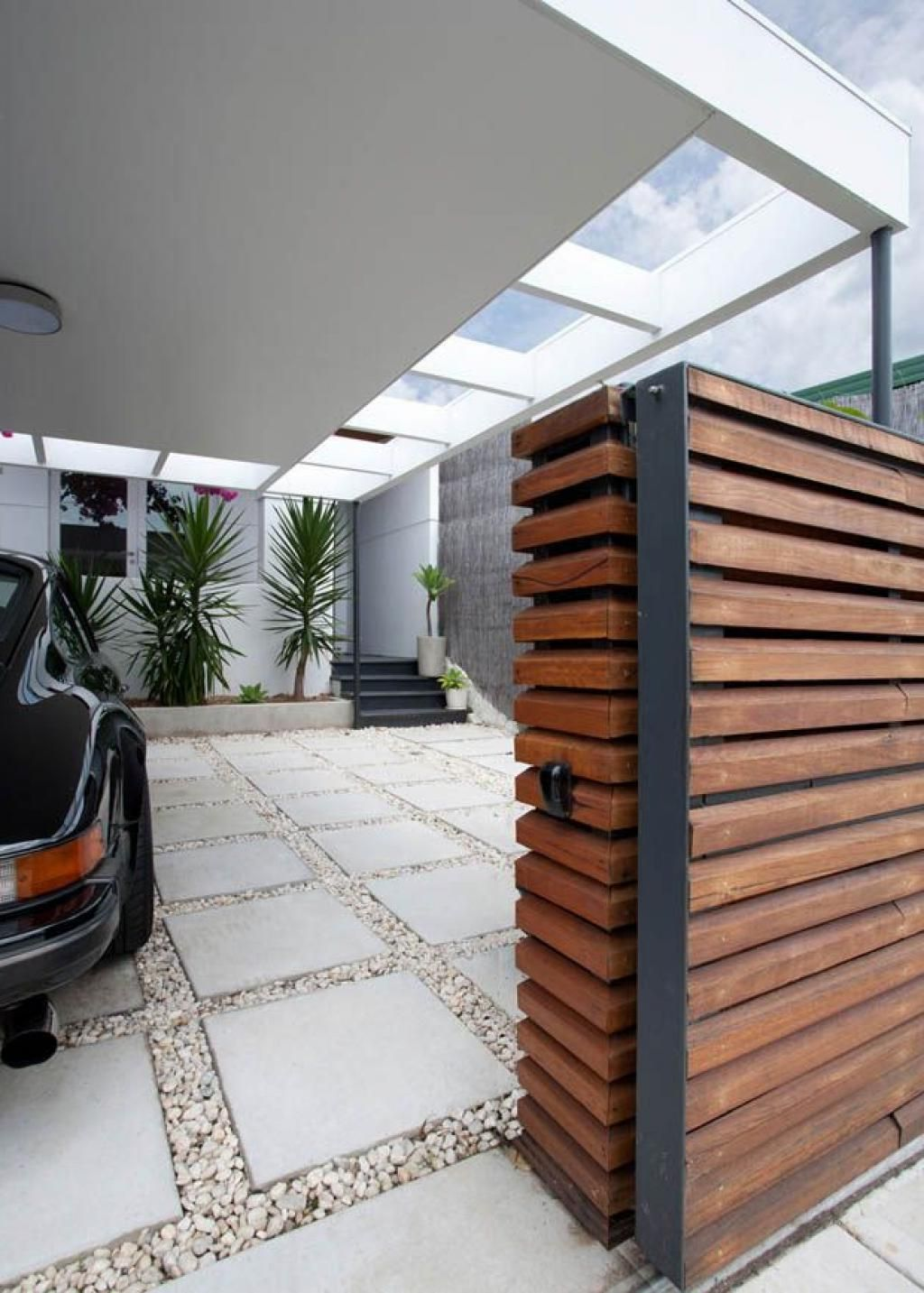 Carport Holz Modern 1000 43 Ideas About Carport Designs On Pinterest Carport