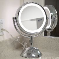 Conair BE6SW Telescopic Makeup Mirror with Light | House ...