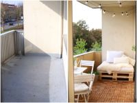 Before and After | Balcony | Ikea | Summer days | lights ...