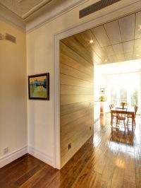 Interior Ideas Modern Hallway With Ideas For Wood ...