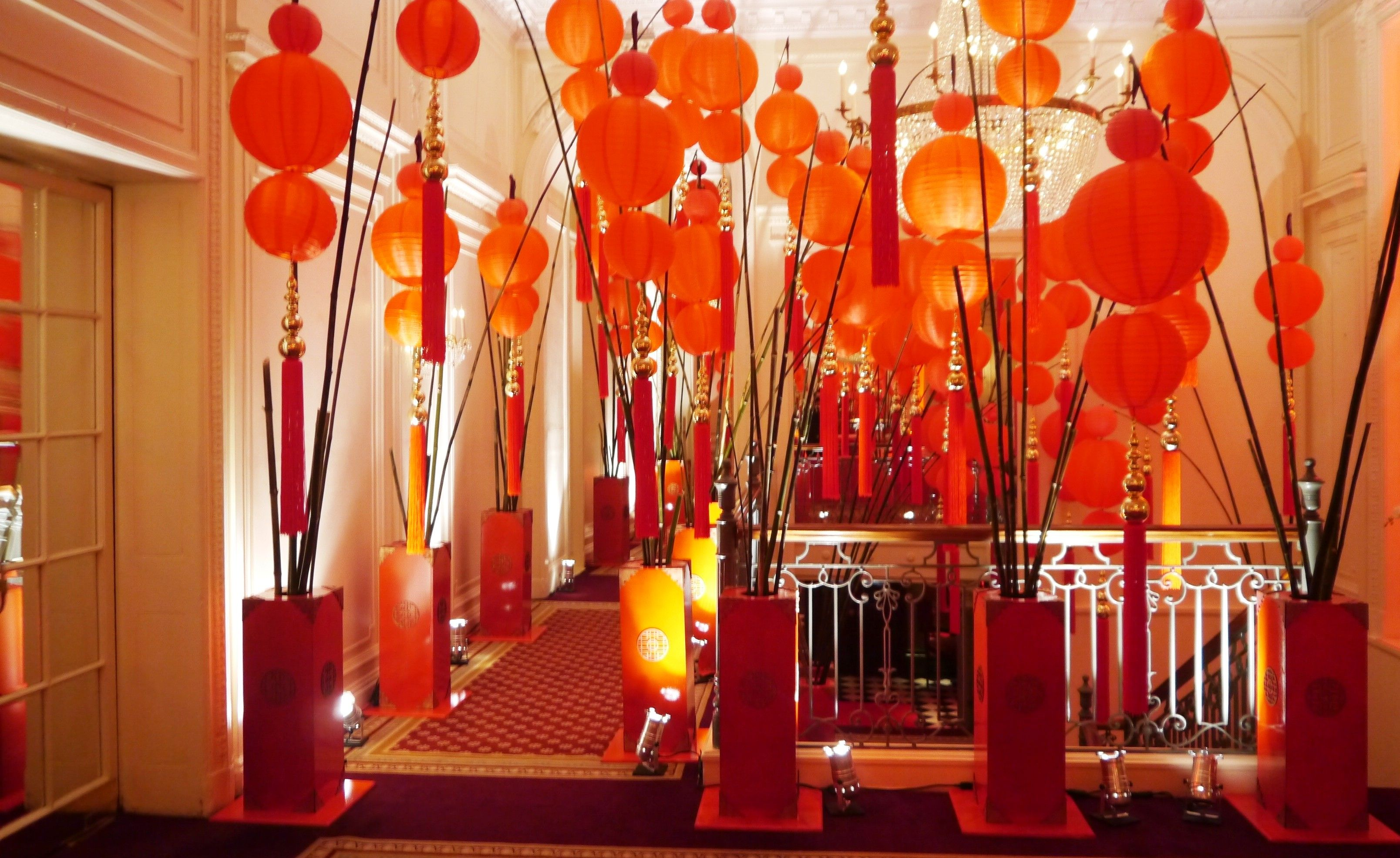 Site Chinois Decoration Ballroom Entrance For Chinese Year Party 2013 Chinese