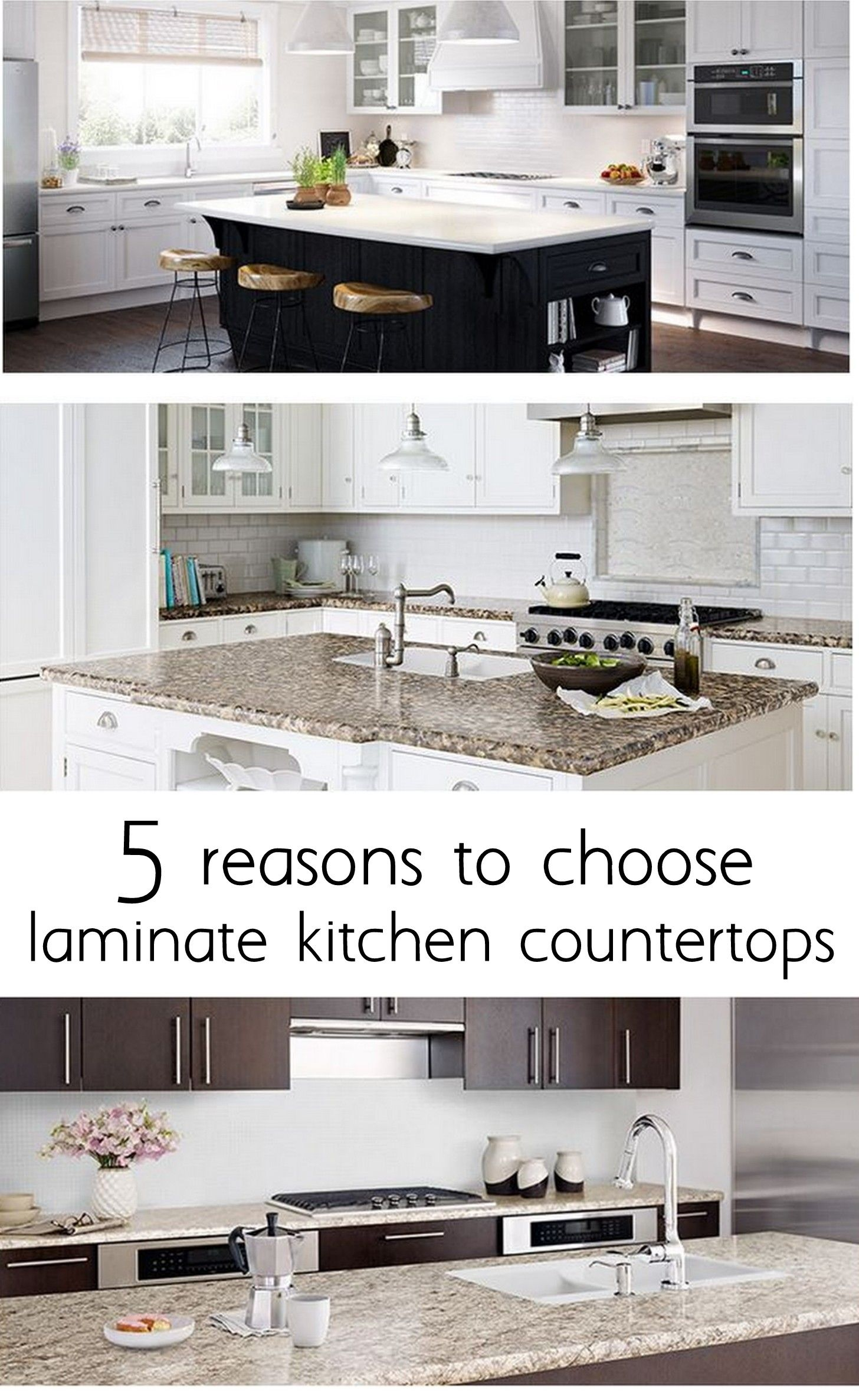 Kitchen Countertops Design Pinterest Reasons 43to 43choose 43laminate 43kitchen 43countertops I Like The
