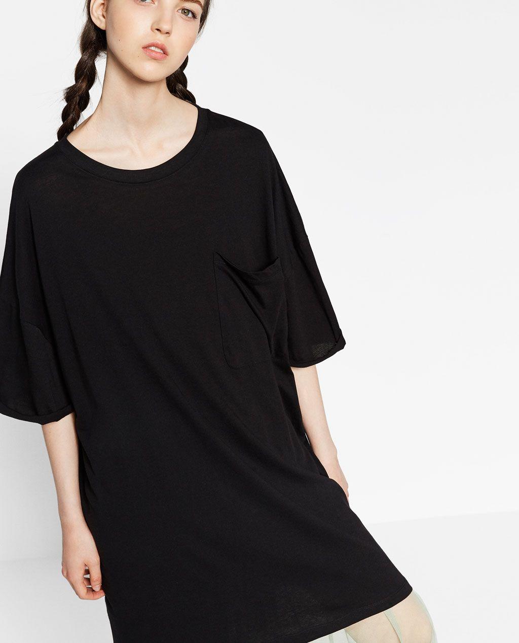 Oversized t shirt dress details 499 000 vnd
