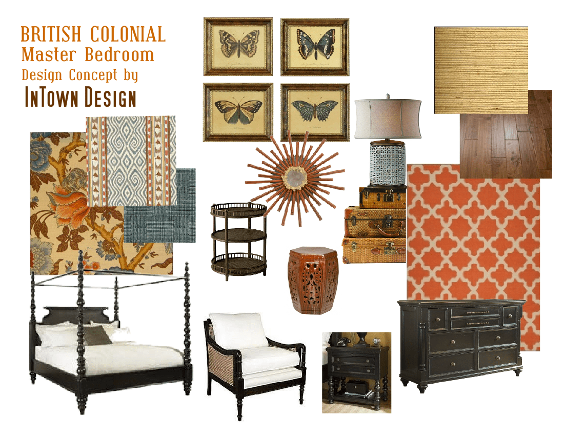 West Indies Interior Decorating Style Taking Inspiration From Classic British Colonial Style An