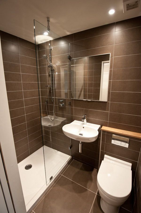 Contemporary Small Bathroom Design Ideas with Simple Bathroom - simple bathroom designs
