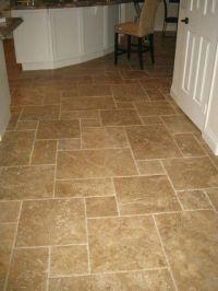 Travertine flooring | Kitchen | Pinterest | Travertine ...