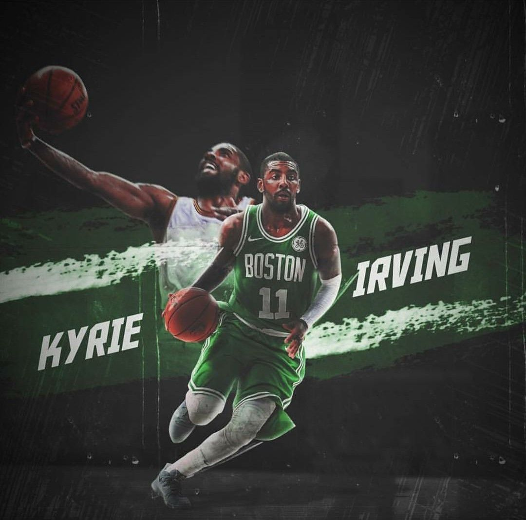 Picture Of Nike Basketball Quotes Hd Wallpapers Kyrie Irving Boston Celtics Edit Basketball Pinterest