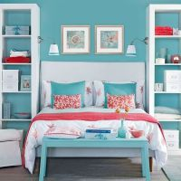 Awesome Above the Bed Beach Themed Decor Ideas | Coral ...