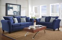 Navy Blue Living Room Furniture6 | Ideas for the living ...