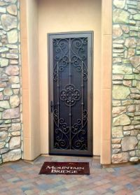 Residential Security Screen Door | ... Residential ...