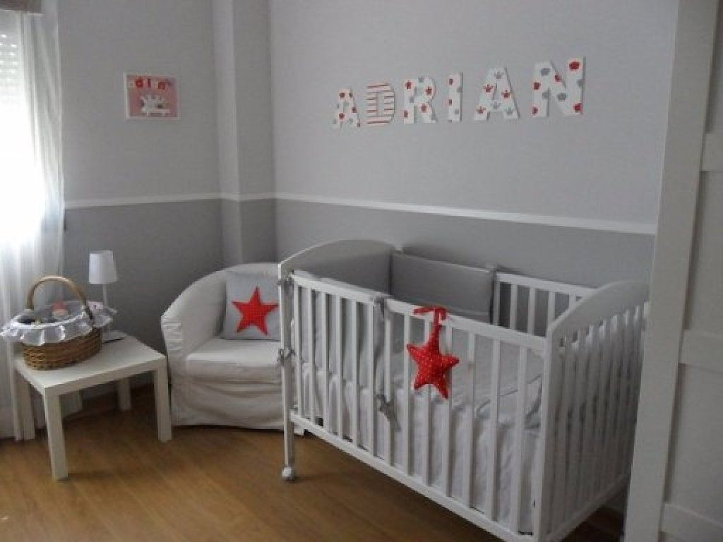 Dormitorio Niño Habitacion Bebe Tonos Grises Google Search For The