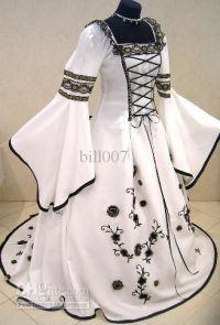 pirate wedding dresses | Wholesale - MEDIEVAL WEDDING ...