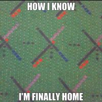 PDX. Airport Carpet. . . Home. I hear they are getting new ...