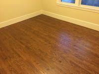 Minwax - Special walnut over red oak hardwood floors ...
