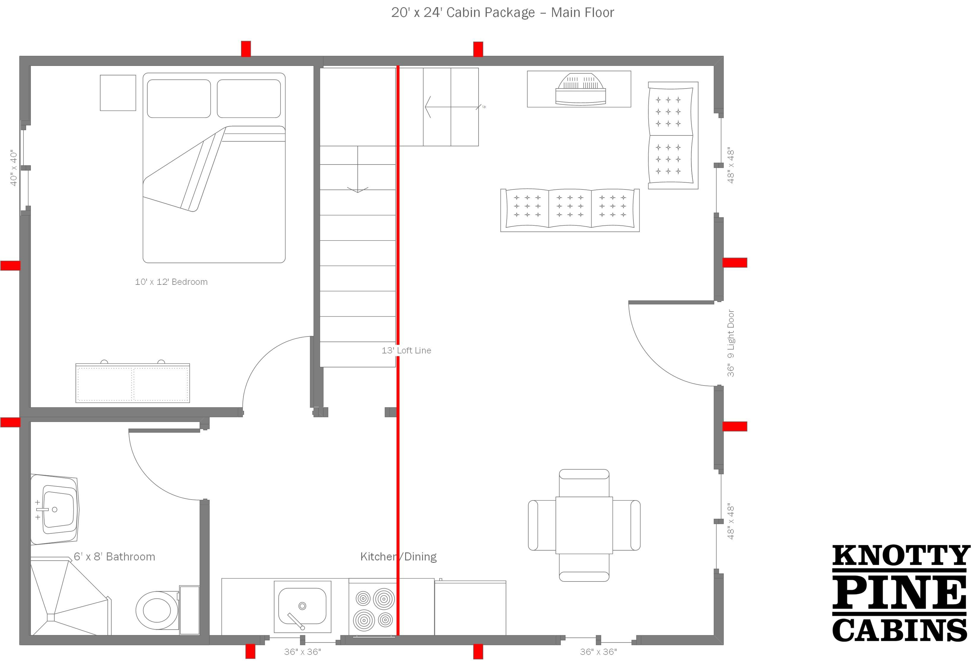 24 x 24 cabin plans with loft in addition house plans with rv garage 2 download