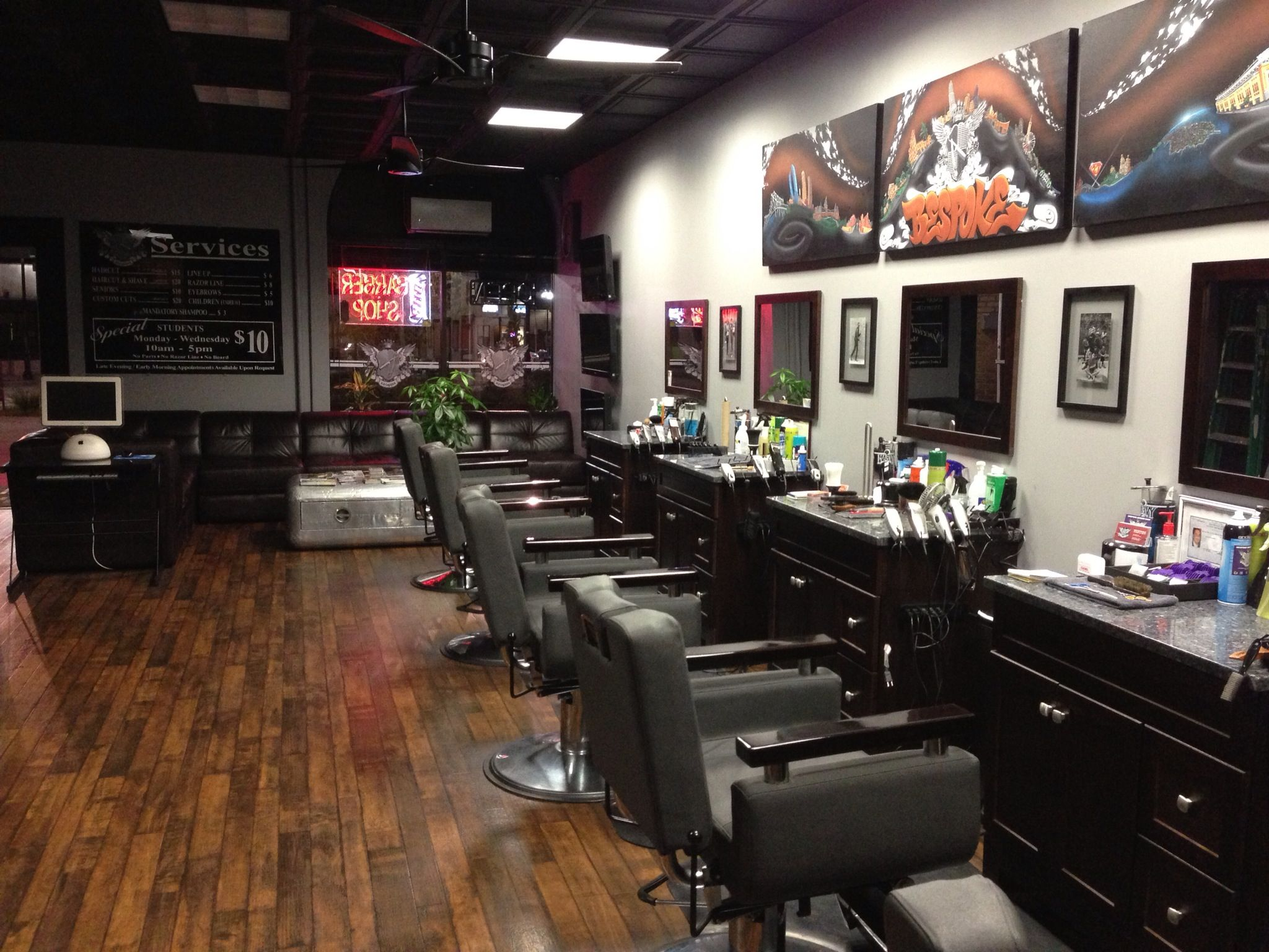 Bespoke barbershop 419 north ave newrochelle ny 914 365 1665 westchester