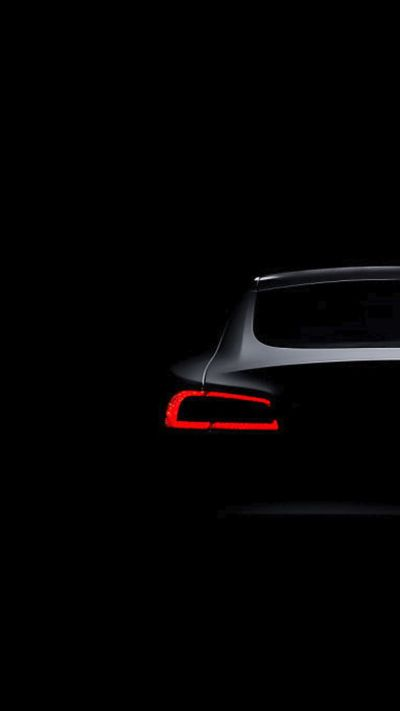 Tesla Model S Dark Brake Light #iPhone #6 #wallpaper | iPhone 6 Wallpapers | Pinterest ...
