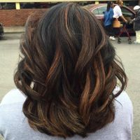 Hair Highlights for Black Hair for 2017 | New Hair Color ...