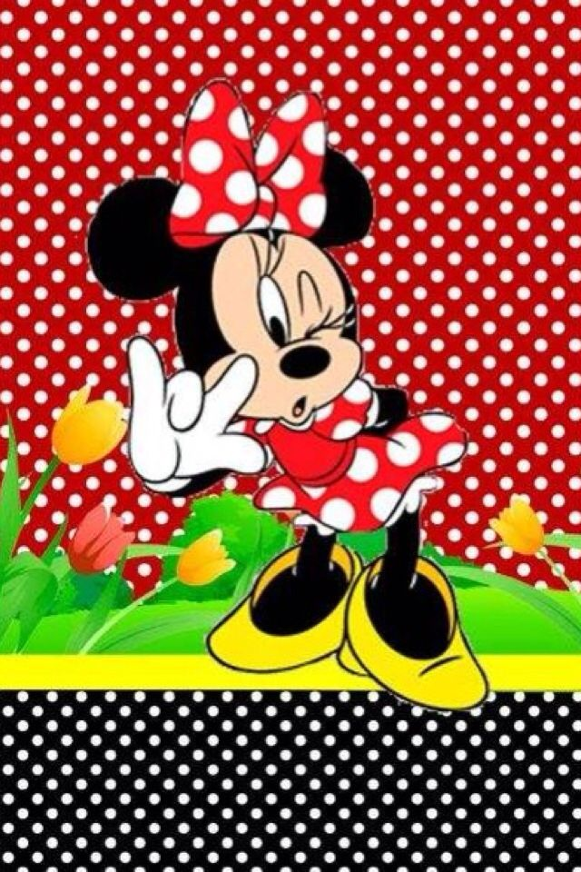 Raiders Wallpaper 3d Download Minnie Mouse Wallpaper Red Gallery