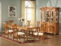 Light Oak Dining Room Sets - Home Remodeling Ideas