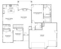 open floor plans | Open Floor Plans, Patio Home Plan ...