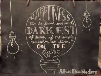 Harry Potter Chalkboard Wall Art by ChicCReationsbyCasey ...